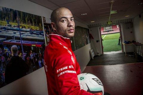 REVASNJESUGEN: Kristian Brix håper FFK revansjerer seg i onsdagens cupkamp på Melløs.