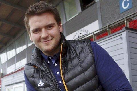SPENT: Ole Martin Nesselquist hevder han har full kontroll på FFK.