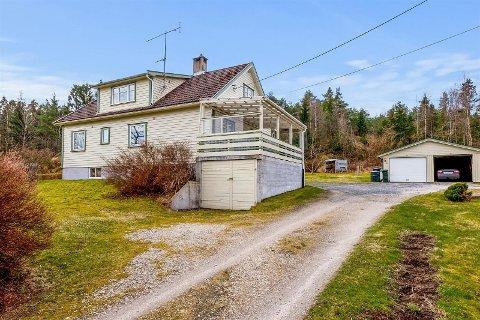 Huset på Lunde på Kråkerøy lå ute til 2,75 millioner, men gikk til slutt for 3,75 millioner kroner.