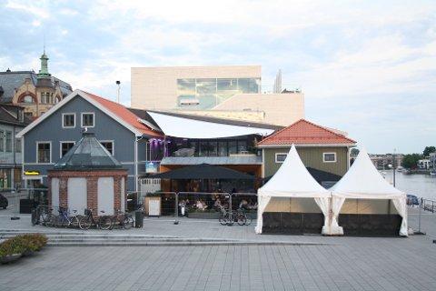 Konkurrent: Nini Beach er direkte konkurrent til Ocean Club, som leier i bygget Mirmotahari eier.