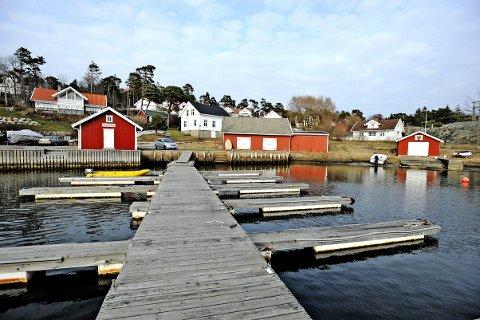 Godt verktøy: Den nye reguleringsplanen  for havneområdet i Bølingshavn er et godt verktøy for å rydde opp, mener rådmannen. ARKIVFOTO GEIR A CARLSSON