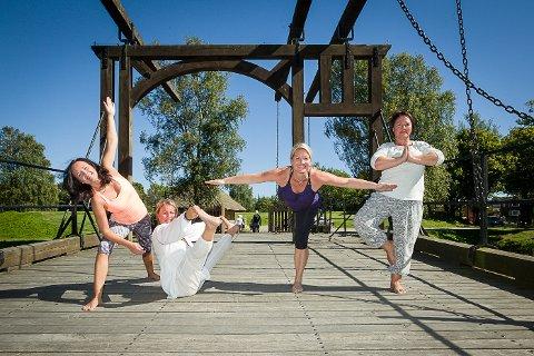 Yogafestival Gamlebyen