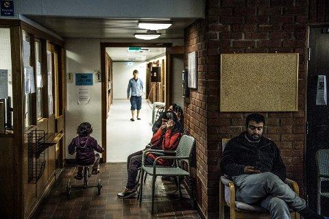 Fredrikstad skal bosette 21 færre flyktninger   enn forutsatt. Kommunen tar fortsatt imot flyktninger fra flyktningmottak. Bildet er tatt ved det nedlagte mottaket på Ørmen.