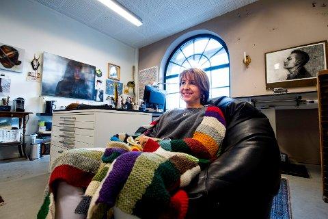 GIR SEG: I fem år har Vibeke Jerkaas vært primus motor for Ull&Omtanke-prosjektet hun startet. Nå håper hun andre kan overta.