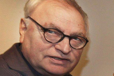 Egil Syversen.
