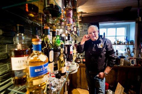 Tore Christian Halvorsen er mannen bak Fredrikstad Whiskyfestival som skal foregå 18. mars på Hotell Victoria.
