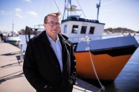 Møte om fisk: Både ordfører Borge og eksterne eksperter deltar på møtet.