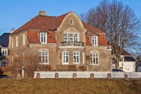 Populær: Svært mange er nysgjerrige på denne villaen, et uvanlig høyt tall har klikket på annonsen.