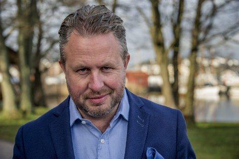 GJESTEARTIST: Alexsander Hermansen vil også ha sin egen avdeling under konserten til Mannskoret Skiold.
