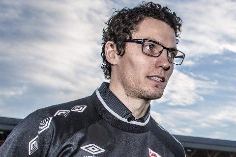 JAKTER TRENER: Daglig leder i FFK,  Joacim Heier, forteller at trenersamtalene starter nå.