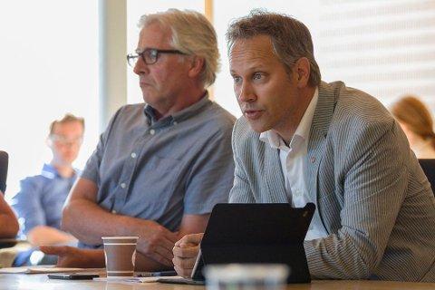 Anmeldt: Både rådmann Ole Petter FIness og ordfører Jon-Ivar Nygård er anmeldt til politiet.