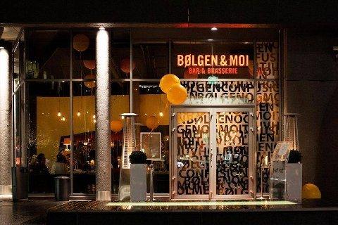 Bølgen & Moi har flere restauranter i Norge, blant annet på Tjuvholmen i Oslo.