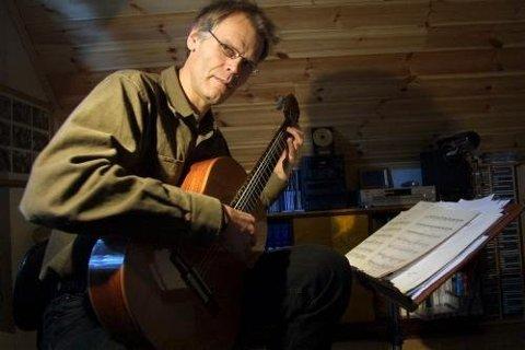 Nye låter: Sven Lundestad har akkurat sluppet to digitale låter på markedet