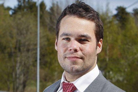 Michale Torp, Frp i Rygge