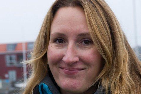 Nina Frydenlund.