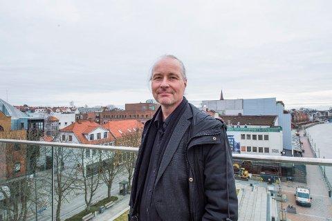 UTARBEIDER KULTURMINNEPLAN: Byantikvar Vegard Lie ønsker dine innspill til hva som er et kulturminne i Fredrikstad. Kommunens utkast til planprogrammet er ute på høring, og fristen for å komme med innspill er 3. september.