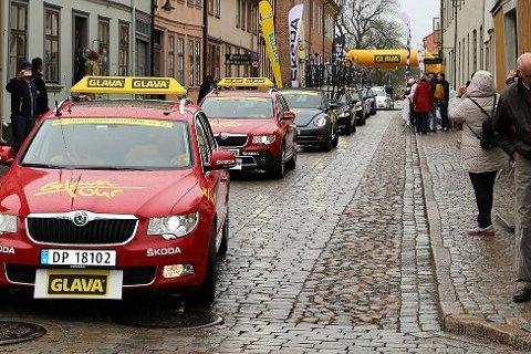 I 2013 åpnet Tour of Norway med førsteetappe ut av Gamlebyen.
