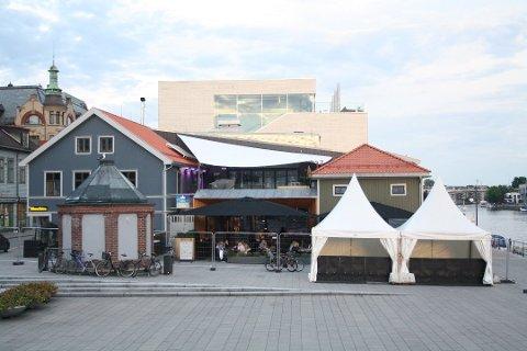 NINI BEACH: Partystedet ved Fisketorvet omsatte for 8,97 millioner kroner i fjor.