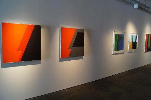 – Vi opplever en økende interesse for Herman Heblers kunst, særlig blant yngre mennesker, sier Anders Elvestad i Oslo Kunsthandel. I forrige uke åpnet de en separatutstilling med Heblers arbeider.