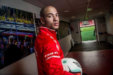 BIDRAR: Tidligere FFK-spiller Kristian Brix er blant dem som hart støttet opp om innsamlingsasjonen for Ivar Thorsrud.
