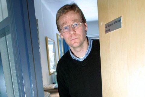 Bostyrer: Advokat Geir Engebret Johansen har vært bostyrer etter konkursen i Fredriksborg Hesteutstyr. Han anbefaler at bobehandlingene nå avsluttes.