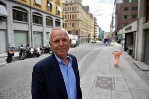RASKA PÅ: Det er det klare budskapet til næringsdrivende fra advokat i Regnskap Norge, Per-Ole Hegdahl. Foto: Tommy H.S. Brakstad