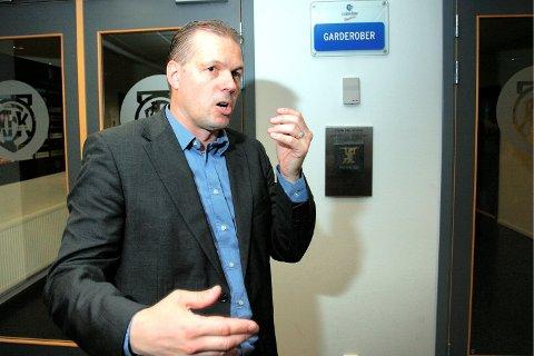 OPPGITT: Kjetil Rekdal er oppgitt over hvordan fotballtrenere blir behandlet.