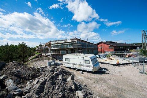 Utbygging: Dypedalsåsen sykehjem på Spjærøy bygges ut.