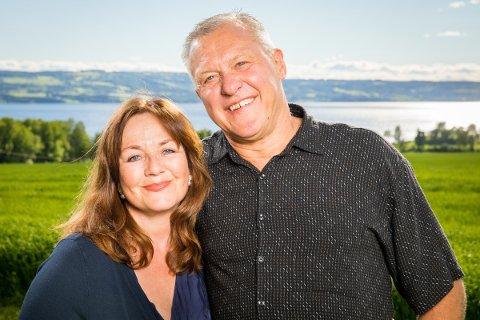 Ewa Eriksen Folland (64) er én av ti friere som ønsker å kapre bonden Rolf Gjølstad i TV2s «Jakten på kjærligheten». Hvordan det går kan du se på tv mandag kveld.