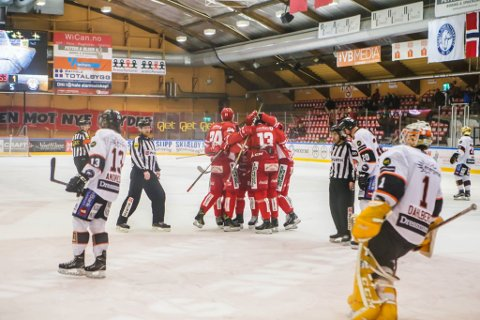 Stjernen vant på sudden death mot Frisk Asker.