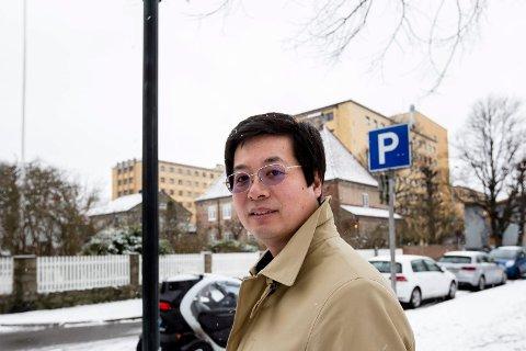 Kan Cao og hans firma NG Development kjøpe sykehuset på Cicignon senhøsten 2014. Visjonen var leiligheter for salg,  og prosjektnavnet var Cicignon Park.