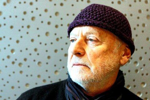 Billedkunstner Jan Svensen døde onsdag 24. januar.