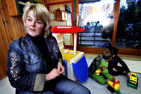 Vil bli sjef: Lene Baumann har lang erfaring fra kommunens barnehager, både som pedagogisk leder og styrer. Hun har også vært hovedtillitsvalgt. Nå søker hun på sjefsjobb.