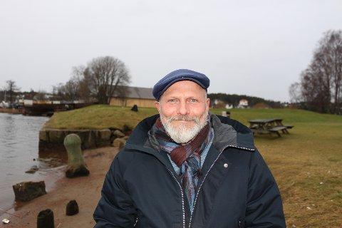 Strandrydderen: I to år har Sten Helberg drevet Kystlotteriet for renere strender og mot marin forsøpling.