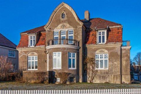Den nye eieren av Cicignon-villaen la inn et bud med kort frist. Det viste seg å være smart.
