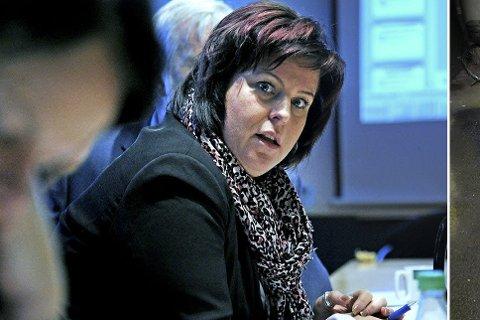 Avviser at dagens situasjon skyldes feil i 2011: Eks-ordfører Eva K. Andersen konkluderer med at konflikten hos Brukerombudet i 2011 ble håndtert riktig. (Arkivfoto: Geir A. Carlsson)