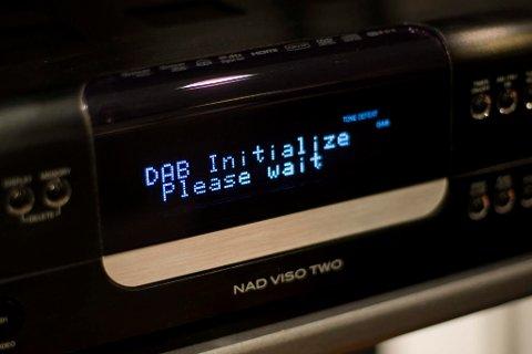 Overgangen fra FM til DAB har ført til bortfall av svært mange lyttere.