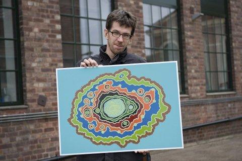 Leter etter plass: Tor-Magnus Lundeby og Helium vil kartlegge behovet for kunstneriske arbeidsplasser i 2019.