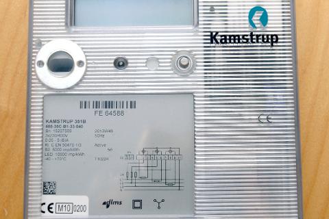 2.500 FÅR REGNING: Noen strømkunder har fremdeles ikke installert såkalt AMS-måler for automatisk avlesning av strømforbruket. Nå sender Norgesnett regningen for drifting av manuelt system ved siden av det automatiske til dem.