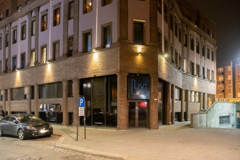 RISIKERER RAS AV PRIKKER: Utestedet LIV, byens eneste utested med 18-årsgrense, risikerer mange straffeprikker for brudd på alkohollovgivningen etter en russefest forrige fredag.