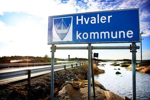 TOMMEL OPP: Hvaler kommune fikk tommel opp av hytteeiere og fastboende på en fersk brukerundersøkelse