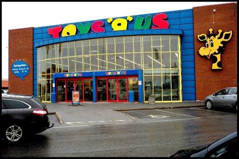 ERKLÆRT KONKURS: Det ble nylig kjent at leketøysgiganten Toys R Us er erklært konkurs.