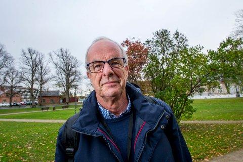 Reagerer kraftig på bystyredebatt: Styreleder Terje Moland Pedersen sier han ikke kjenner seg igjen i beskrivelsen som ble gitt om Fredrikstad Energi.