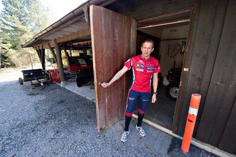 Gir seg: Ove Sanna  takker for seg som FSK-leder, men klubben sliter med å finne en person til å overta etter Sanna.