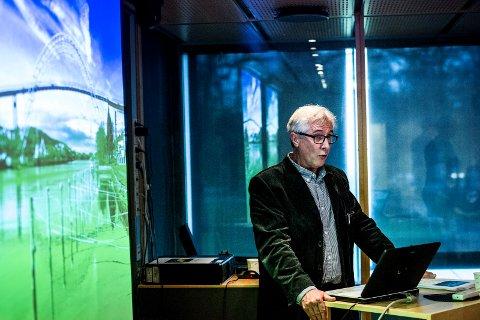 Satser på ny teknologi: Rådmann Ole Petter Finess skal fortelle om planene på Fredrikstad Næringsforenings frokostmøte onsdag. (Arkivfoto: Geir A. Carlsson)
