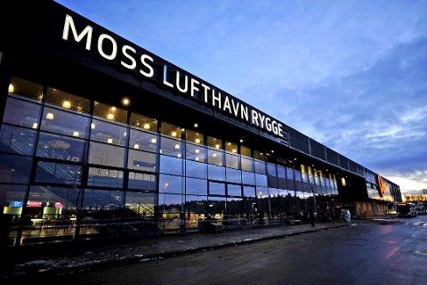 Nytt håp: Ryanair avslørte mandag at de er interesserte i å fly fra Rygge igjen.