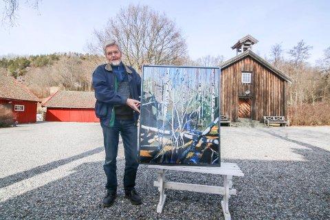 Enorm suksess: Odd Skulleruds bilder er enormt populære. Omsetningen på Soli Brug har passert millionen før siste utstillingshelgen.