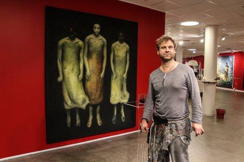 PREMIERE: Torsdag er det premiere på filmen om Vebjørn Sand. Den kan du vinne billetter til.