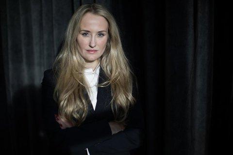 Vibeke Gwendoline Fængsrud, alias Mattedama, har rådene klare for å trene opp hjernen før vårens eksamener.