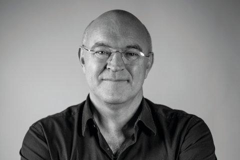 Ny leder: Gard Jensen blir leder for Smart Fredrikstad.